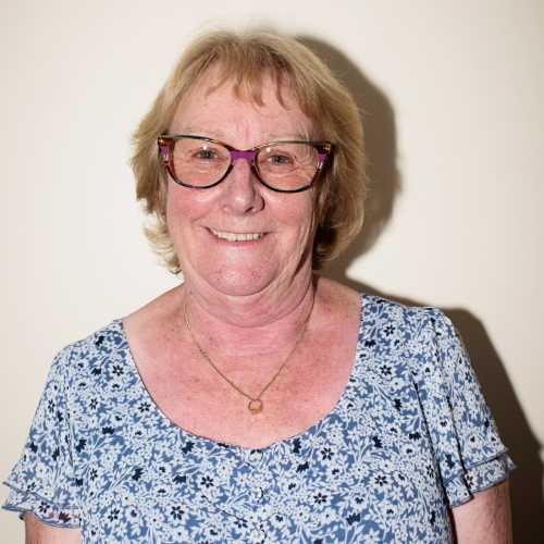 Patricia Whalley Receptionist for Head & Wheble Funeral Directors Bournemouth