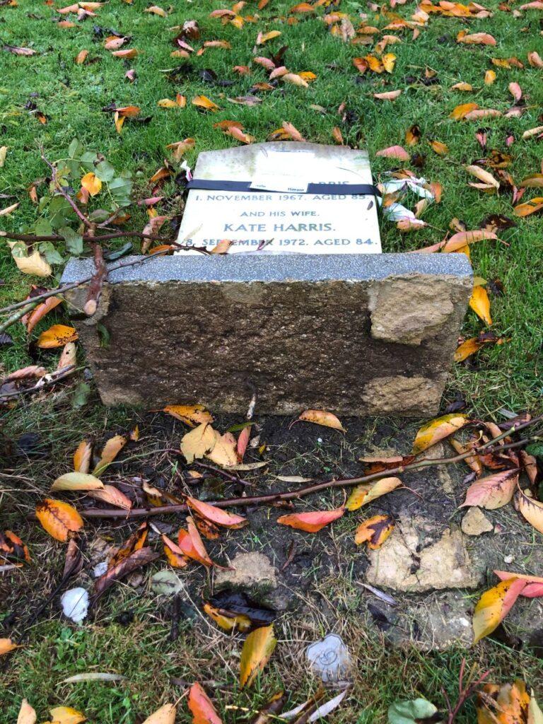 headstone topple test - get insurance