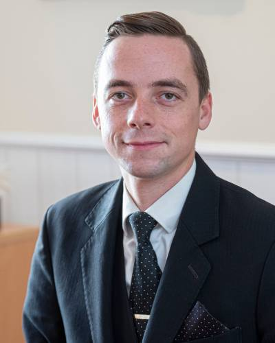 funeral directors Bournemouth James